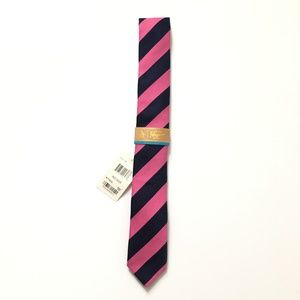 Original Penguine Tie Pink New With Tag